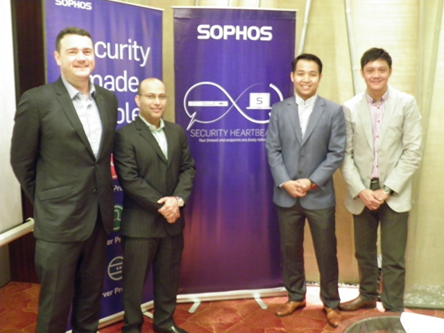 Sophos First to Bring Synchronised Security to Endpoints and Networks in New Sophos XG Firewall with Security Heartbeat™