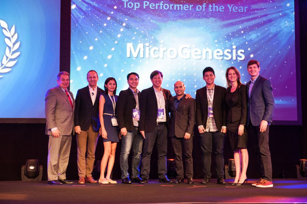 Microgenesis Business System wins Sophos Top Performer of the Year for ASEAN