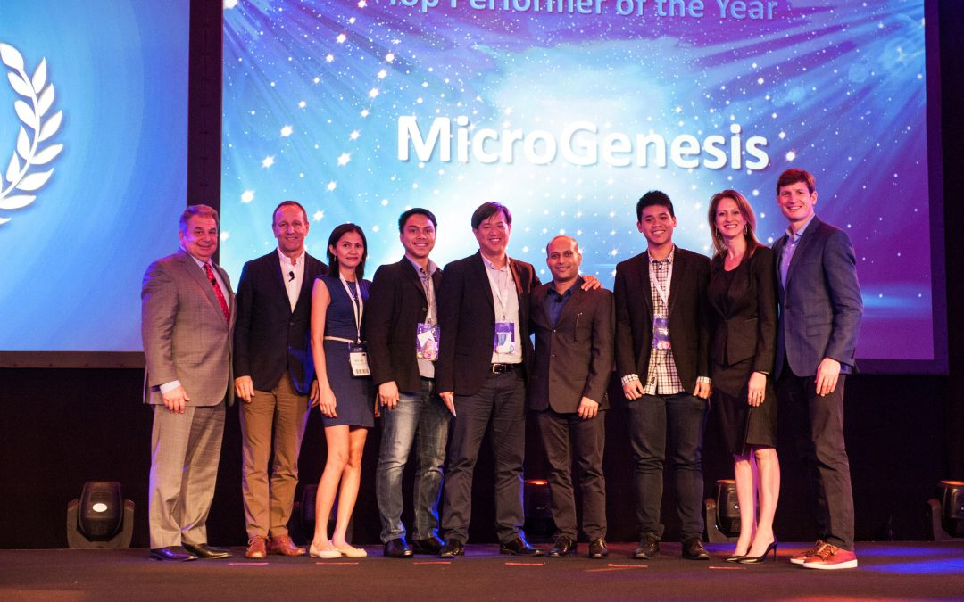 Microgenesis Business System Awarded  Sophos Top Performer of the Year for ASEAN