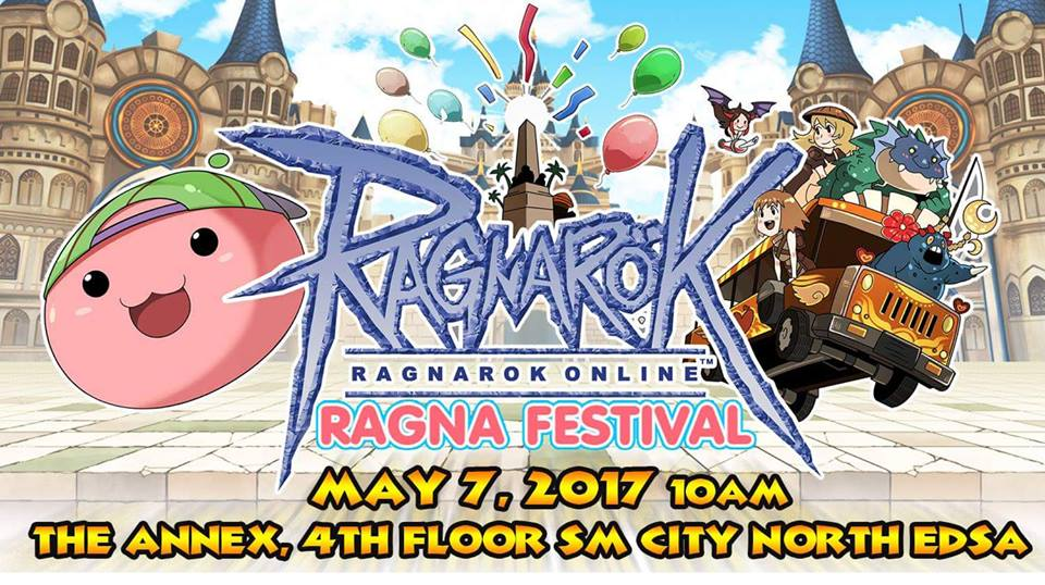 Gravity and regional publishers Electronics Extreme and ELITE hold RAGNA FESTIVAL for new and long-time fans of Ragnarok Online