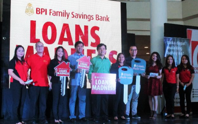 BPI Family Savings Bank ushers in Loans Madness event