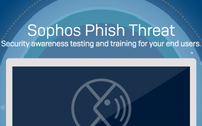 Sophos Introduces Phish Threat Attack Simulator with Analytics and Training to Help IT Organizations Combat Low Security Awareness Among End-Users