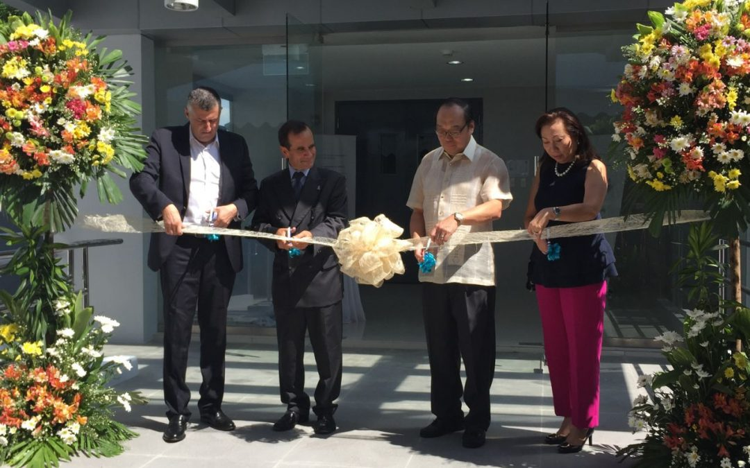 PDDC LAUNCHES NATION'S LARGEST DISTRICT COOLING SYSTEM AT NORTHGATE CYBERZONE
