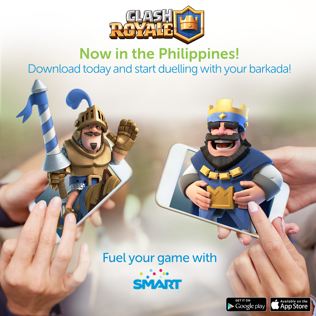 clash royale play store download