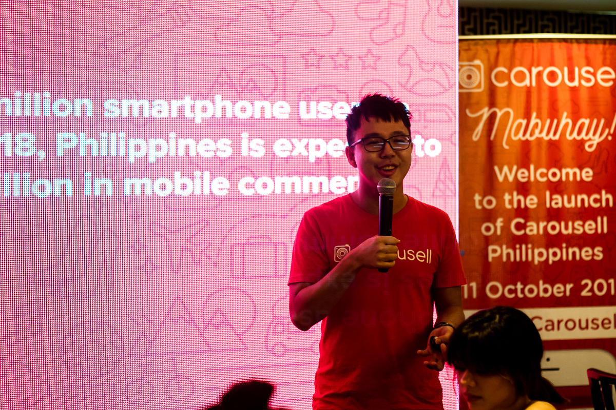 marcus-tan-co-founder-and-president-of-carousell-at-official-launch