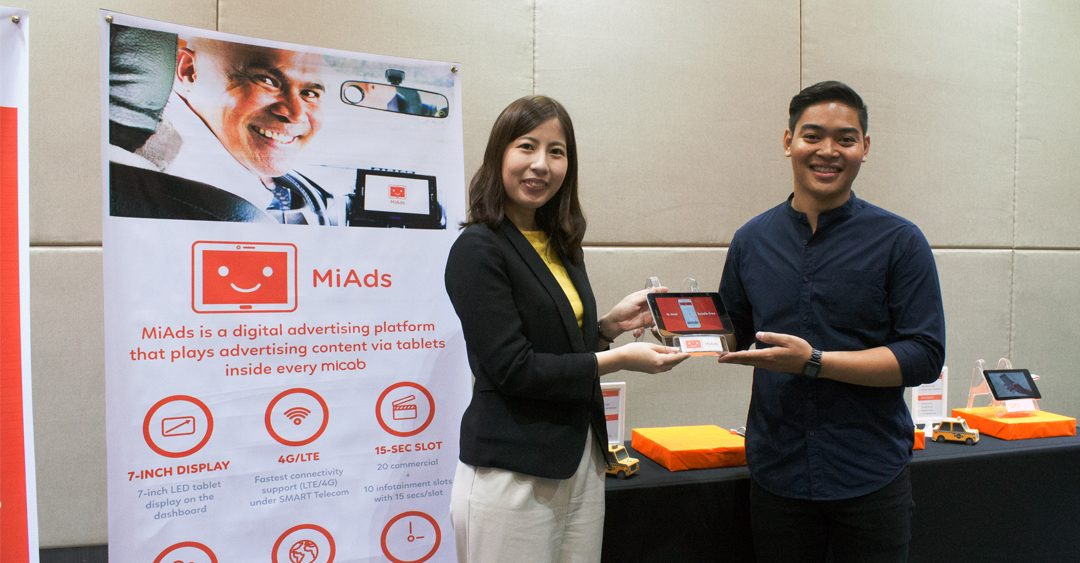 MiCab and Hallohallo Business Inc. present new business model