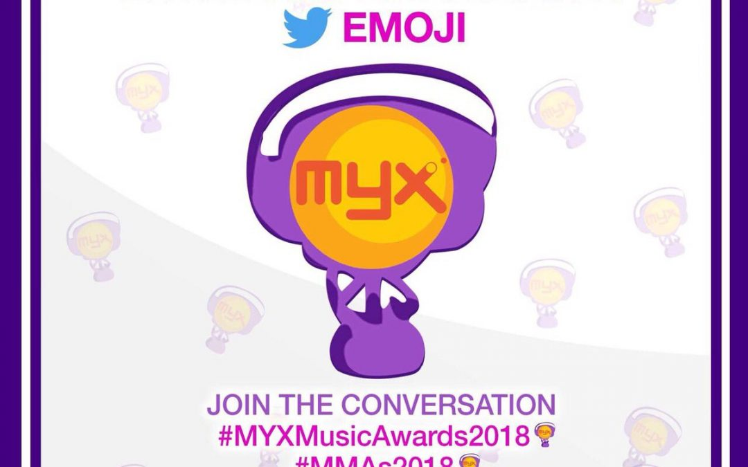 MYX Philippines to Live Stream #MYXMusicAwards2018 Red Carpet Event on Twitter