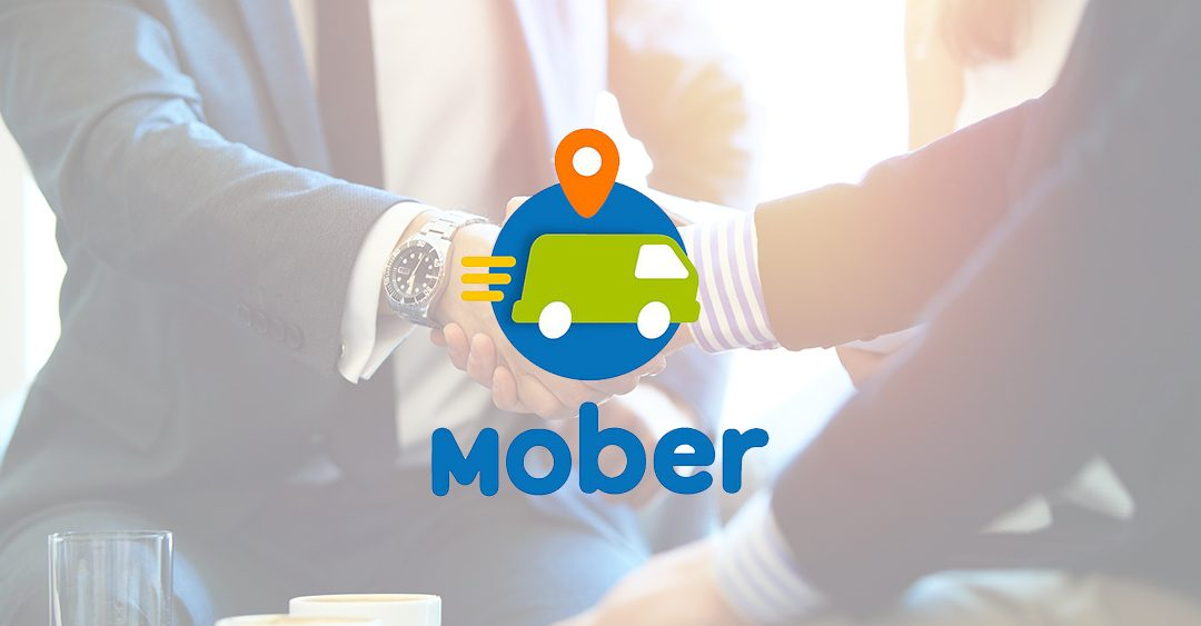Mober Makes Delivery Faster and Far-Reaching