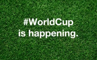 The 2018 #WorldCup is happening on Twitter