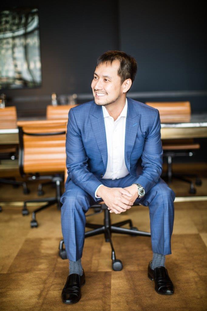 Adrian Chng - GoBear CEO Photo
