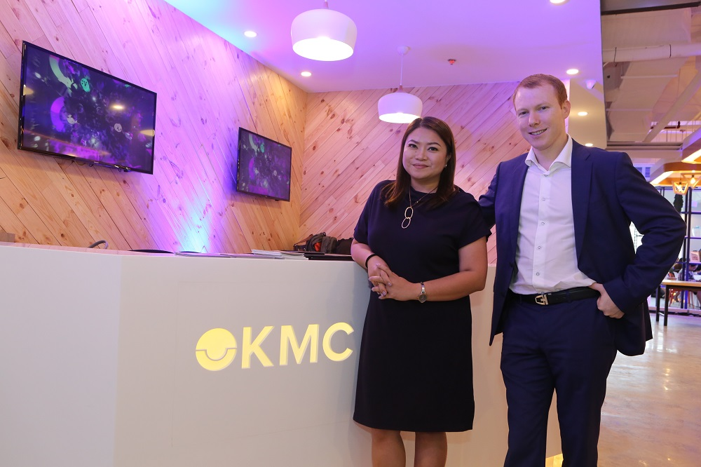 KMC Spearheads Innovation by Unveiling New Flexible Workspaces