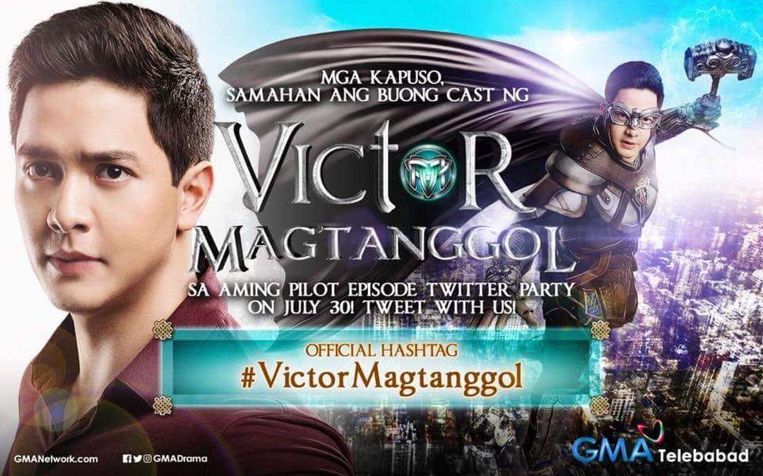 Victor Magtanggol set its powerful premiere on Twitter with #VictorMagtanggolAngSimula