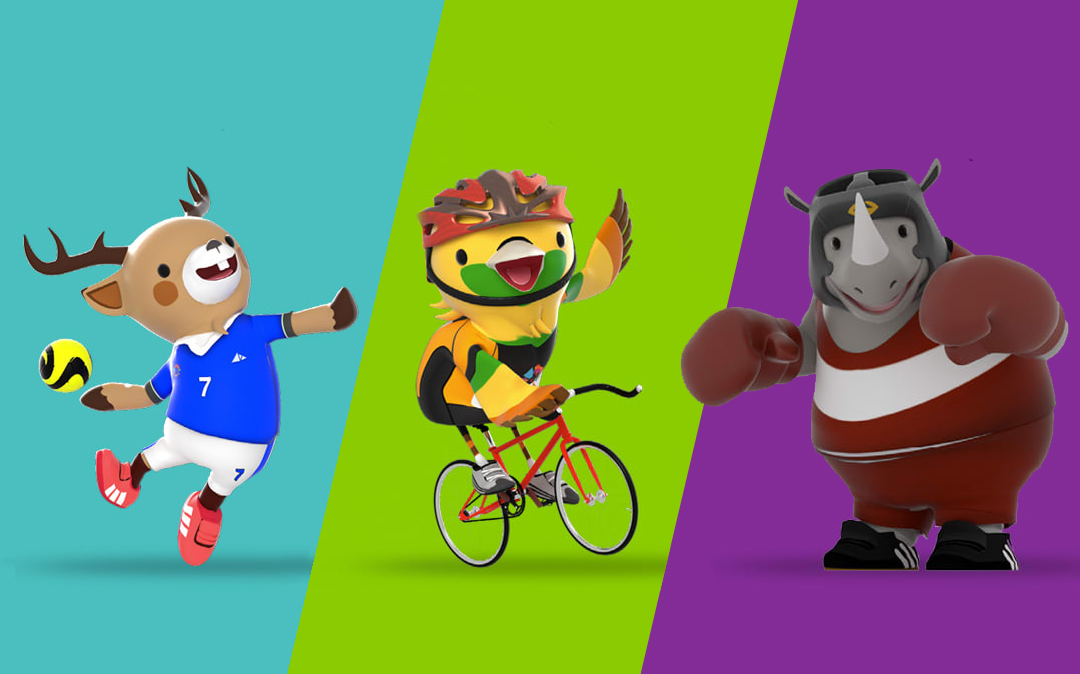 Asian Games emoji