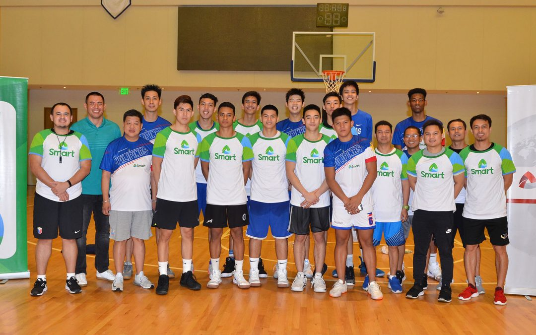PLDT, Smart support Batang Gilas as team shapes future of PH basketball
