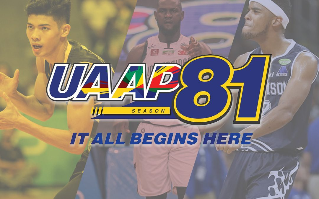 #UAAPSeason81 fires off the school pride on Twitter