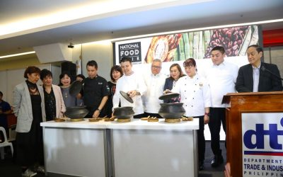 2019 National Food Fair Philippine Cuisine & Ingredients Show
