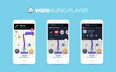 Waze Brings New Innovation for Better Driving Experience