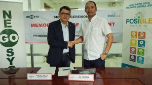 POSIBLE and Go Negosyo Form Partnership for Digital Financial Services