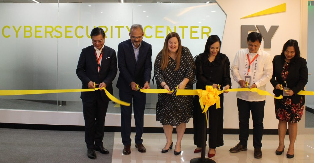 EY expands its Cybersecurity operations with a new Manila Cybersecurity Center