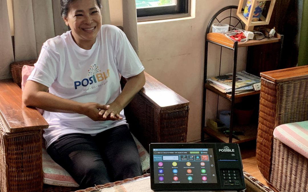 POSIBLE makes convenience, business opportunities possible for all