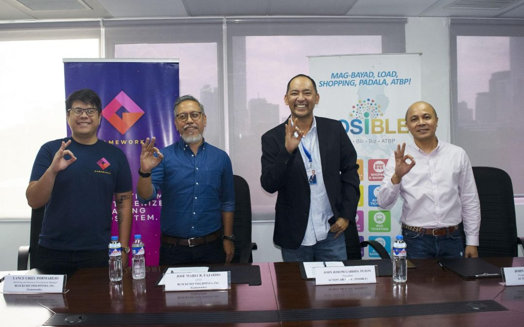 POSIBLE and GameWorks partner to revolutionize local gaming industry