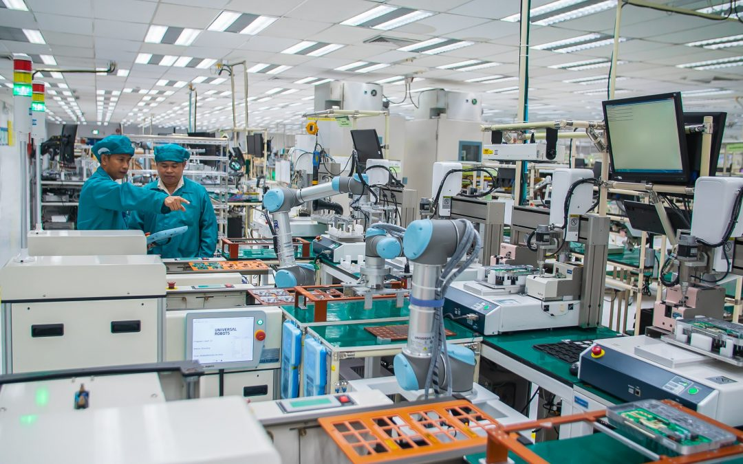 Robotic Automation Pivotal in Powering Manufacturers in Philippines After COVID-19