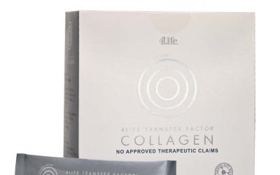 Beauty + Immunity: 4Life Transfer Factor Collagen