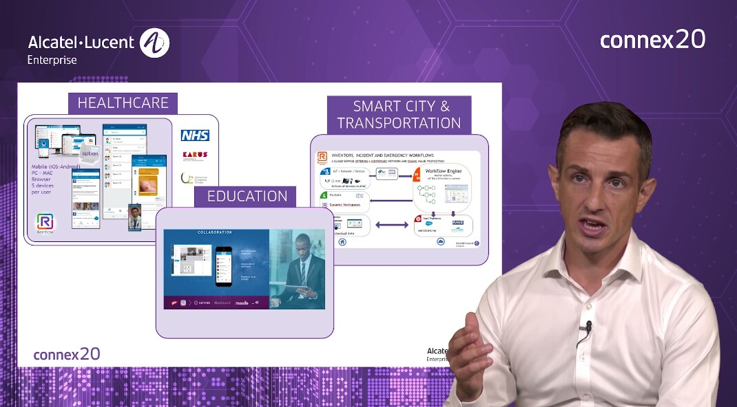 Connex20 APAC Partner Virtual Series: Alcatel-Lucent Enterprise CEO encourages businesses to digitize now or miss out on future opportunities