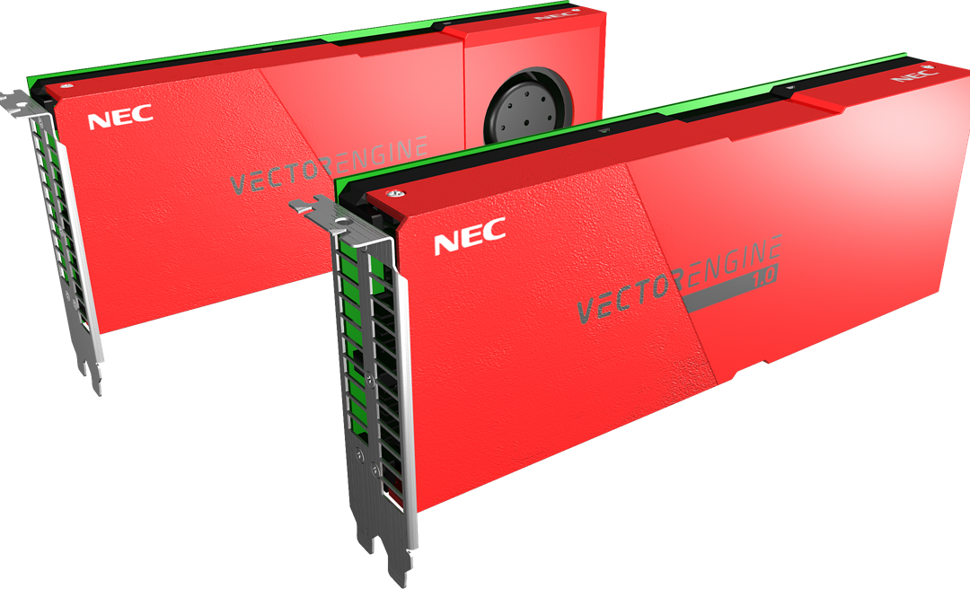 NEC releases new high-end HPC product line,  SX-Aurora TSUBASA